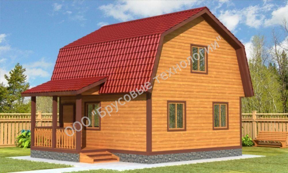 Деревянные Дома и Бани в Казани Строительство